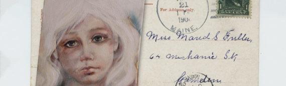 Eine Postkarte von Frans